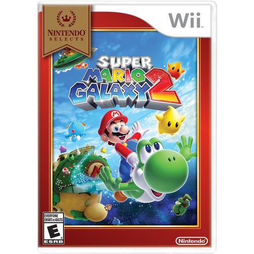Nintendo Selects: Super Mario Galaxy 2 (Wii)