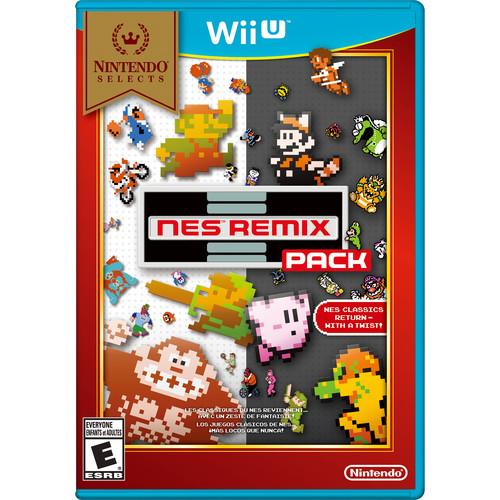 Nintendo Selects: NES Remix Pack (Wii U)