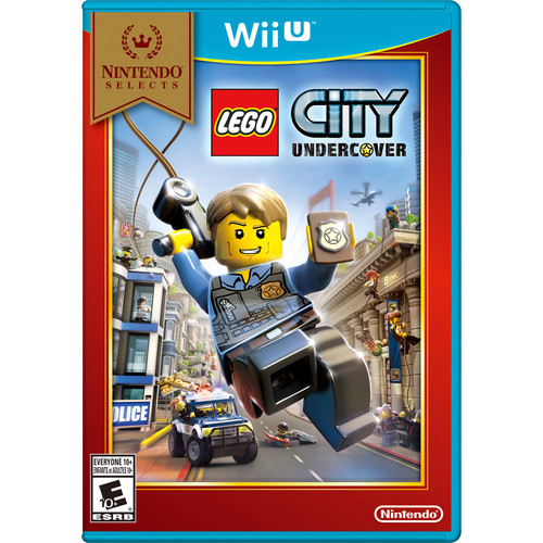 Nintendo Selects: Lego City Undercover (Wii U)