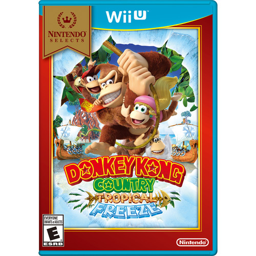 Nintendo Selects: Donkey Kong Country: Tropical Freeze (Wii U)