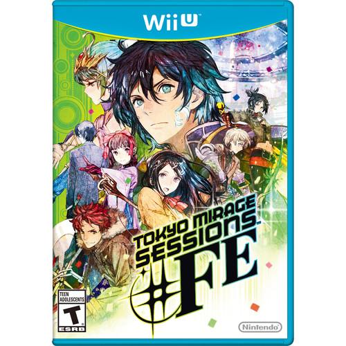 Nintendo Tokyo Mirage Sessions #FE (Wii U)
