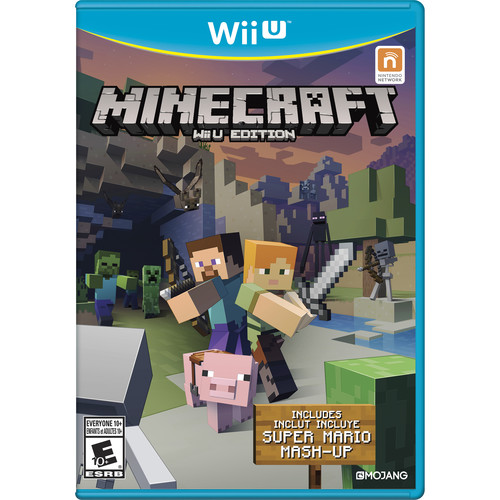 Minecraft: Wii U Edition for Nintendo Wii U
