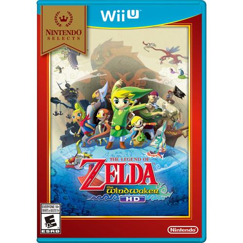 Nintendo Selects: The Legend of Zelda: Wind Waker HD (Wii U)