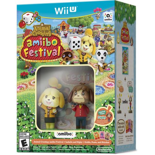 Nintendo Animal Crossing: amiibo Festival (Wii U)