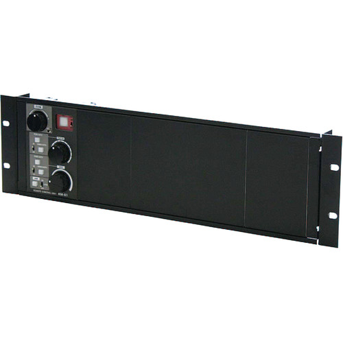 "Nipros 19"" Rackmount Frame for RM-P250/RM-S1/RM-C1 Controllers"
