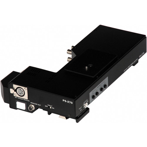 Nipros PS-270P-PAC Optical Fiber Handheld Camera Adapter & Base Station Package with Panasonic & LANC Remote Connectors