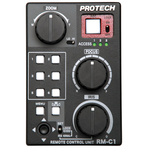 Nipros RM-C1 Lens Remote Control Box for Canon C500/C300/C100 Camera