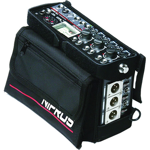 Nipros SC-302 Soft Carrying Case for FS-302P 3-Channel Field Mixer