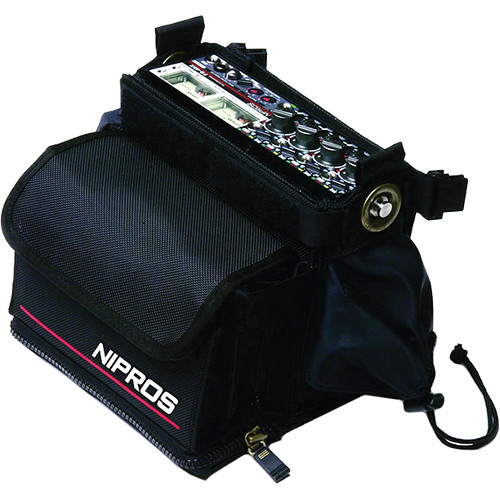 Nipros SC-40X Soft Carrying Case for FS-40X 4-Channel Field Mixer