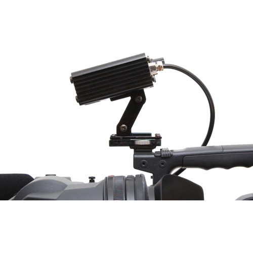 """Nipros UC-600A LED On-Camera Light with 7.9"""" D-Tap Power Cable"""