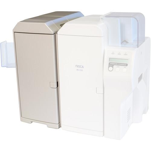 Nisca Printers Laminator / Heat Roller Unit for 1 mil Hardcoat / Chip / Patch