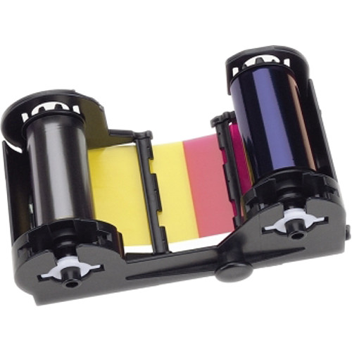 Nisca Printers YMCKK Ribbon for PR-C201 Retransfer Printer