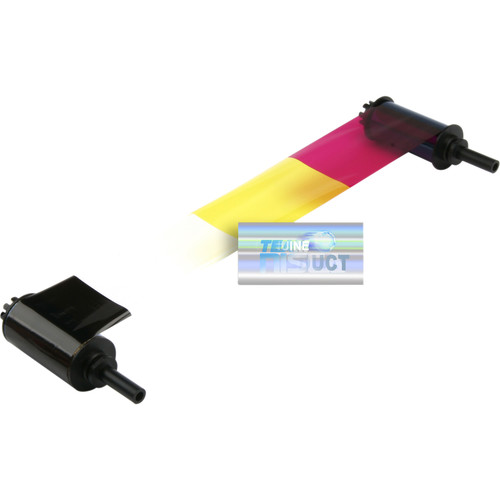 Nisca Printers YMCKO2 Ribbon for Select Printers