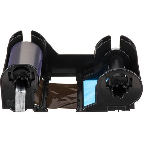 Nisca Printers YMCKO Ribbon Cartridge for PRC-101 Printer (250 Prints)
