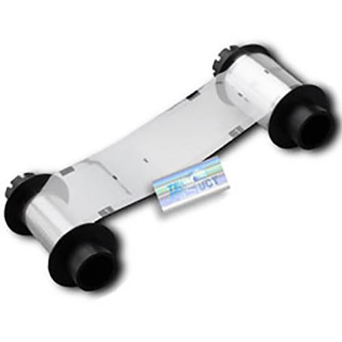 Nisca Printers Clear Patch for PR53XX Printer/PR5302 Laminator (1 mil, 250 Prints/Roll)