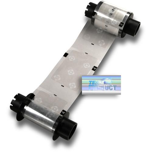 Nisca Printers Generic Secure ID Holopatch for PR53XX Printer/PR5302 Laminator (1 mil, 250 Prints/Roll)