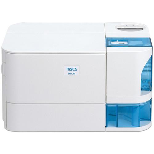 Nisca Printers Single-Sided Plastic Card Printer