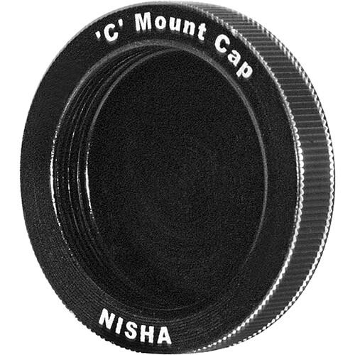 Nisha C Mount Body/Rear Lens Cap