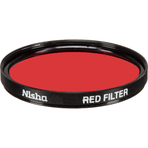 Nisha 58mm Red Filter