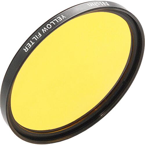 Nisha 49mm Yellow Filter