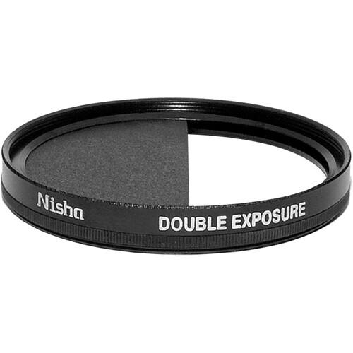Nisha 67mm Double Exposure Attachment Filter