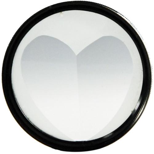 Nisha 55mm 2H Multi-Image Heart Filter