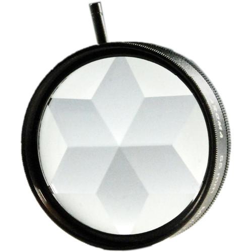 Nisha 58mm 6 Star Multi-Image Filter
