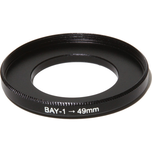 Nisha Bayonet I to 49 Adapter Ring (Black)