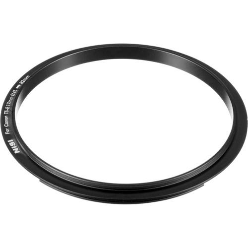 NiSi 82mm Adapter for Canon TS-E 17 Lenses 150mm Filter Holder