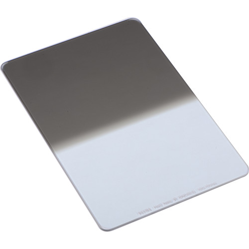 NiSi 100 x 150mm Nano Hard-Edge Graduated IRND 0.6 Filter (2-Stop)