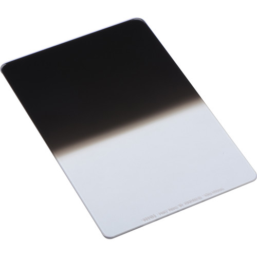 NiSi 100 x 150mm Nano Hard-Edge Graduated IRND 0.9 Filter (3 Stop)