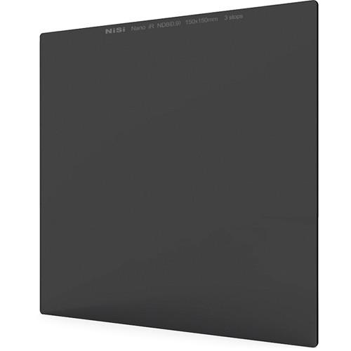 NiSi 150 x 150mm Nano IRND 0.9 Filter (3-Stop)