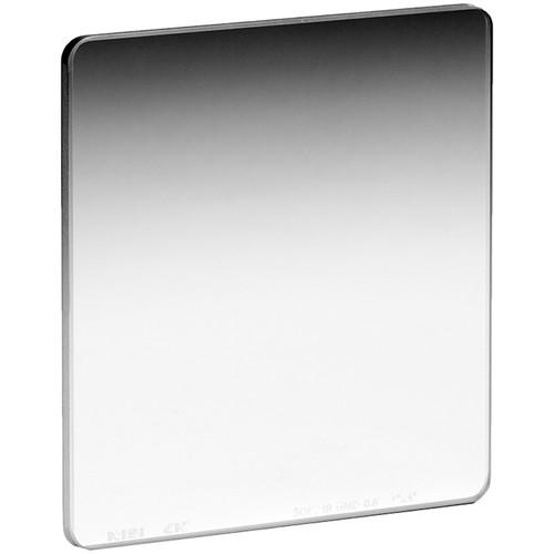 "NiSi 4 x 4"" Nano Soft-Edge Graduated IRND 0.6 Filter (2 Stop)"