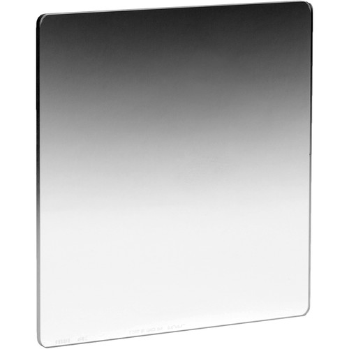 "NiSi 6.6 x 6.6"" Nano Soft-Edge Graduated IRND 0.6 Filter (2 Stop)"