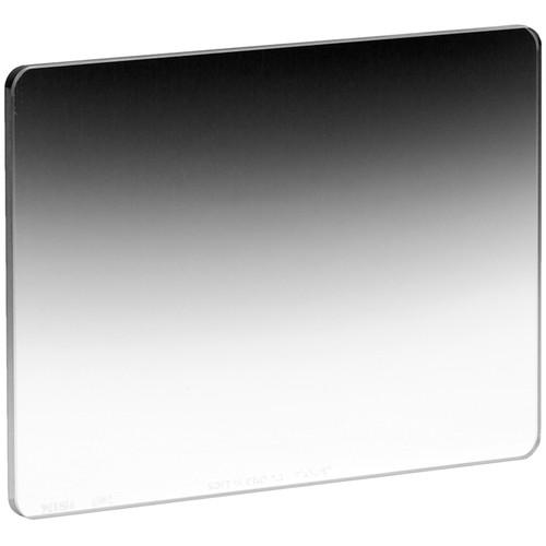 "NiSi 4 x 5.65"" Nano Soft-Edge Graduated IRND 1.2 Filter (4-Stop)"