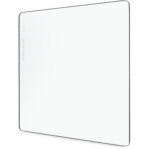 """NiSi 6 x 6"""" Allure Mist White Cinema 1/4 Filter"""