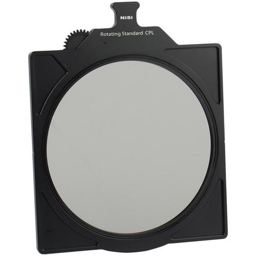 "NiSi 6.6 x 6.6"" Rotating Circular Polarizer Filter"