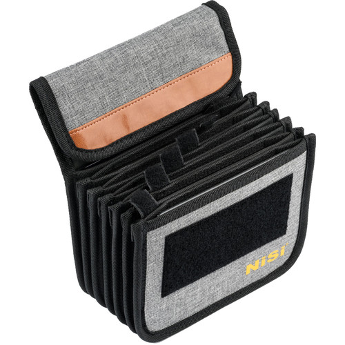 """NiSi Cinema Filter Pouch for Seven 4 x 4"""" or 4 x 5.65"""" Filters"""