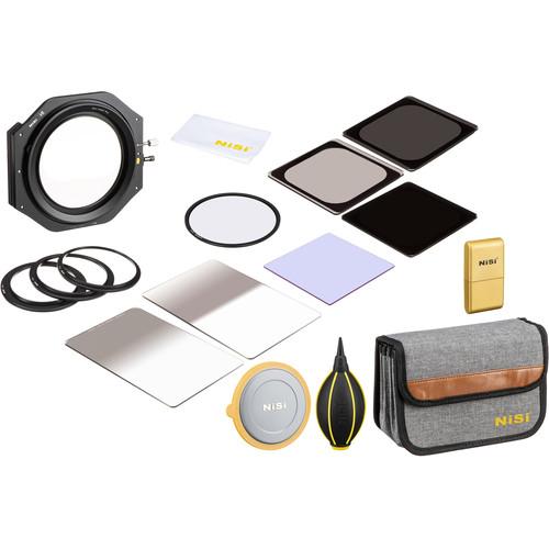 NiSi 100mm Advanced Kit III with V6 Filter Holder, Enhanced Landscape CPL & 6 ND/GND Filters