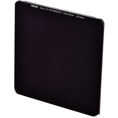 NiSi 100 x 100mm Nano IRND 6.0 Filter (20-Stop)