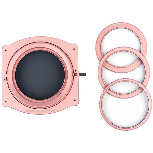 NiSi Christmas Edition V5 Pro 100mm Filter Holder Kit (Rose Gold and Black)