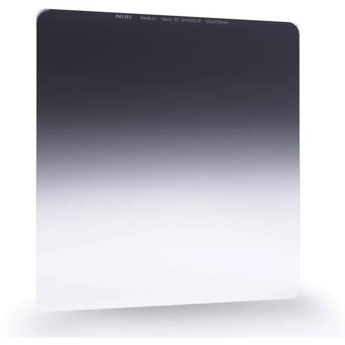 NiSi 150 x 170mm Nano Medium-Edge Graduated IRND 1.2 Filter (4 Stops)