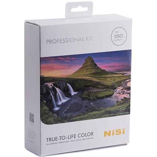 NiSi 150mm Professional Filter Kit