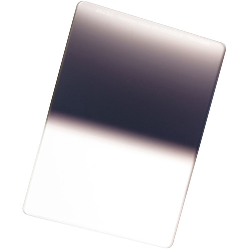 NiSi 75 x 100mm Nano Hard-Edge Reverse-Graduated IRND 0.9 to 0.15 Filter (3 to 0.5-Stop)