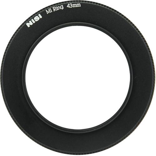 NiSi 43-58mm Step-Up Ring for M1 70mm Filter Holder Kit