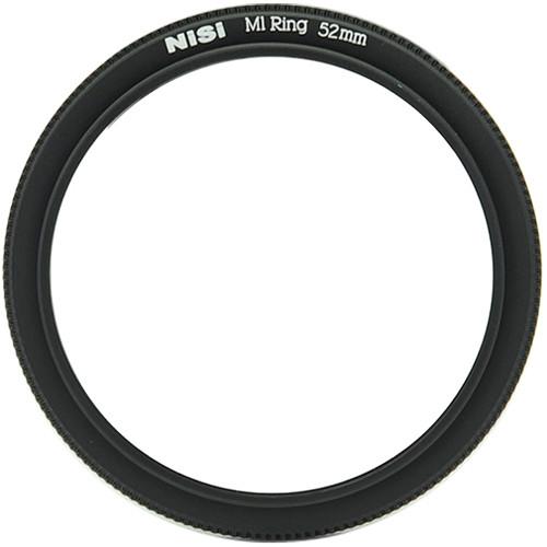NiSi 52-58mm Step-Up Ring for M1 70mm Filter Holder Kit