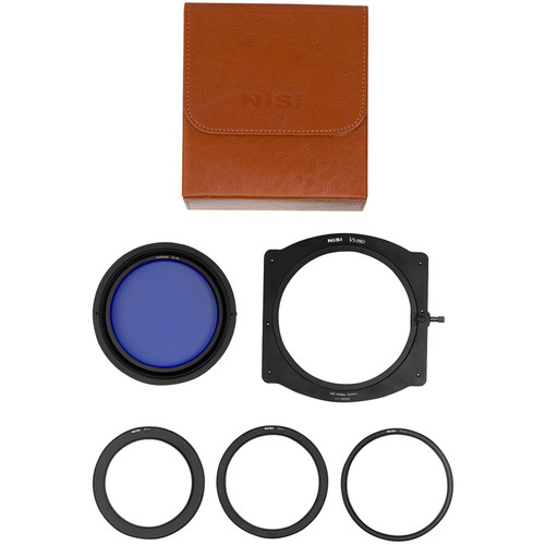 NiSi V5 Pro 100mm Filter Holder Kit with Enhanced Circular Polarizer Filter