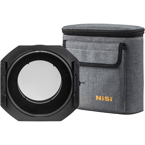 NiSi S5 150mm Filter Holder with Circular Polarizer for Nikon 14-24mm Lens