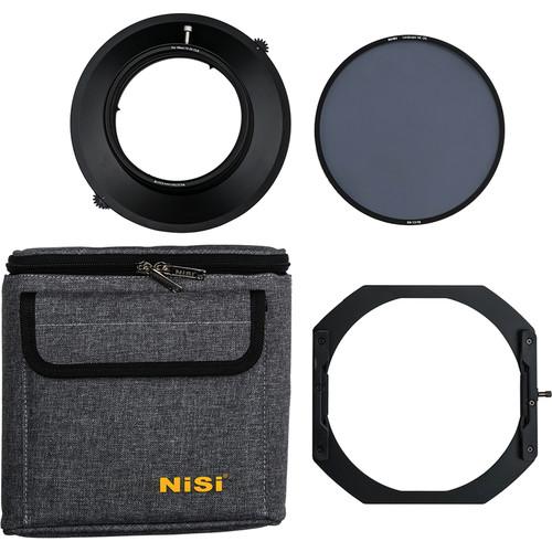 NiSi S5 150mm Filter Holder Kit with Landscape Circular Polarizer for Sigma 14mm Art Lens