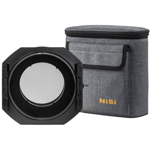 NiSi S5 150mm Filter Holder Kit with Circular Polarizer for Sigma 20mm Art Lens